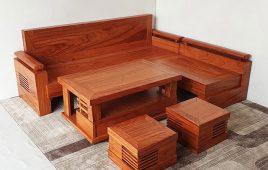 Tổng hợp những câu hỏi thường gặp về sofa gỗ