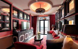 Cùng chiêm ngưỡng vẻ đẹp khách sạn kiến trúc Pháp ở Sapa