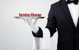 Service charge là gì? Ý nghĩa của khoản tiền service charge