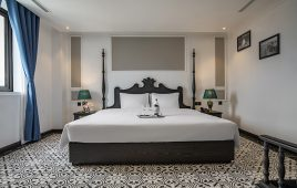 Essence Hotel Hạ Long – thiết kế và thi công nội thất với phong cách Indochine ấn tượng, độc đáo