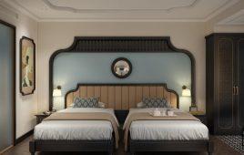 Dự án thi công, cải tạo nội thất khách sạn Tirant Hotel, Gia Ngư