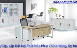 Top 3 ghế văn phòng lãnh đạo trưởng phòng cao cấp Hòa Phát