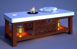 Cập nhật bảng giá từng loại giường massage chính xác nhất