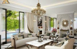 Thiết kế nội thất Villa Ninh Bình
