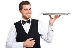 Waiter là gì? Khám phá công việc của Waiter and Waitress