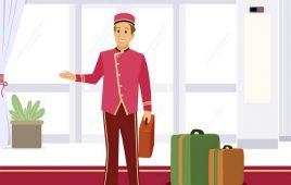 Bellman là gì? Có giống thuật ngữ Bellboy và Doorman không?