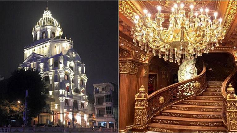 Biệt thự đẹp ở Hà Nội