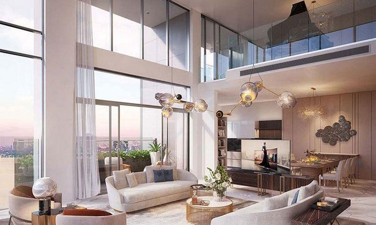 Có nên mua căn hộ Duplex hay không?