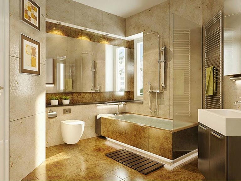 Nhà tắm khách sạn