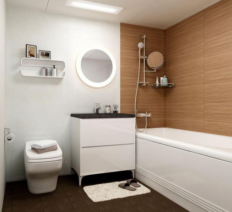 Thiết kế phòng vệ sinh khách sạn