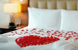 Cách trang trí giường cưới đẹp, hợp phong thủy