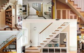 Kinh nghiệm thiết kế tủ gầm cầu thang từ chuyên gia nội thất