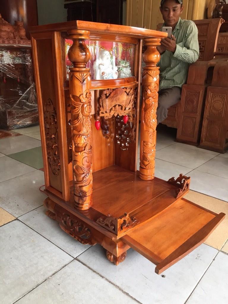 kích thước bàn thờ ông địa