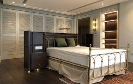 Thi công nội thất chung cư cao cấp: căn hộ Penhouse Mipec (Long Biên)