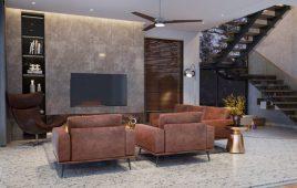 Tiêu chuẩn đánh giá nội thất biệt thự đẹp và tiện nghi