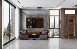 Kinh nghiệm thiết kế và thi công nội thất biệt thự đẹp sang trọng