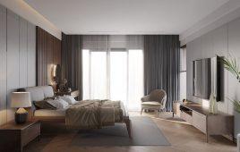 Giới thiệu dự án thi công nội thất resort nhà anh Tuấn – Tiến Xuân