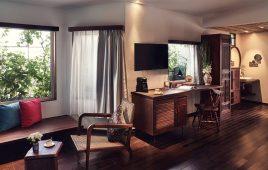 Các đặc điểm kiến trúc đặc trưng của phong cách Đông Dương