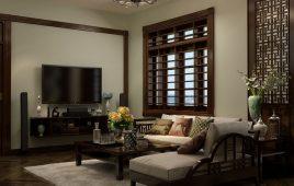 Một số ý tưởng thiết kế nội thất biệt thự phong cách Đông Dương Indochine