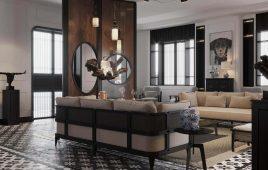 Những cách bài trí nội thất chuẩn phong cách Đông Dương